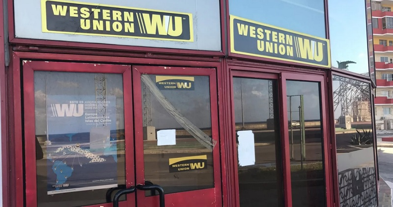Western Union stops  remittances to Cuba