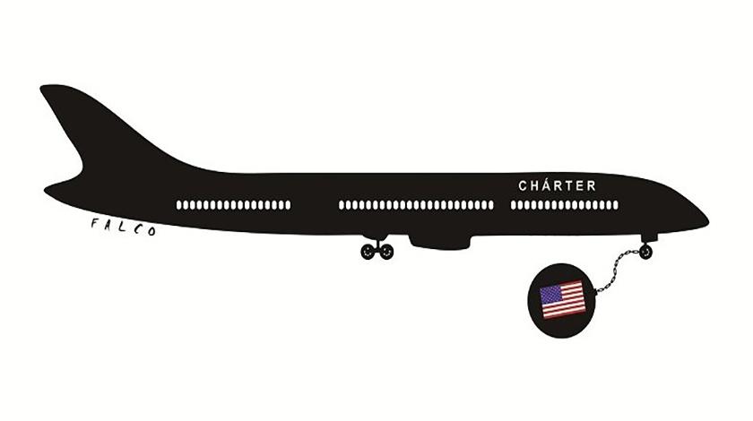 Gobierno de Trump suspende vuelos chárter privados a Cuba