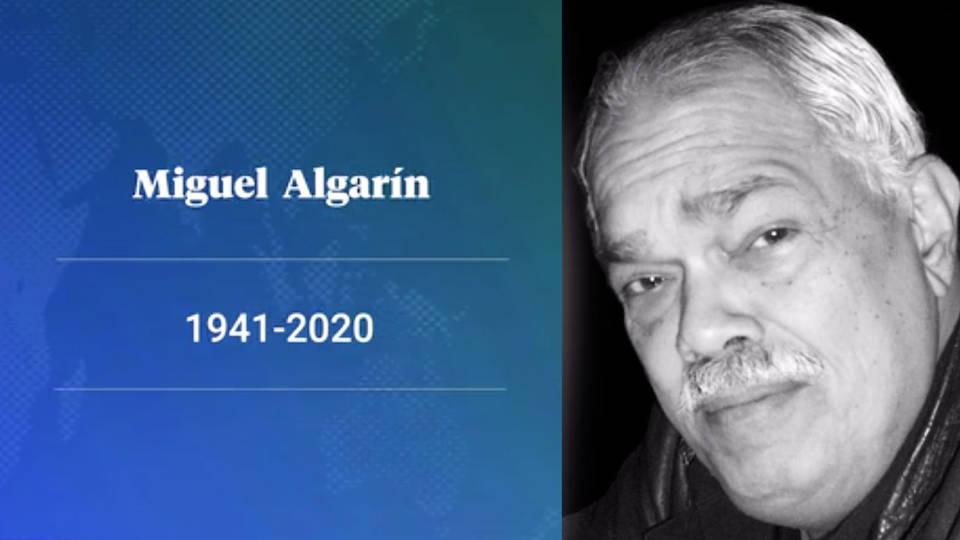 Poet, writer and founder of the Nuyorican Poets Cafe, Miguel Algarín, dies at 79