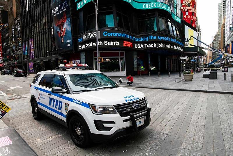 Clama alcalde de Nueva York por cuarentena en Estados Unidos y pide ayuda urgente para la ciudad