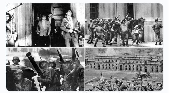 Recuerdan nuevo aniversario del golpe de estado contra Salvador Allende en Chile