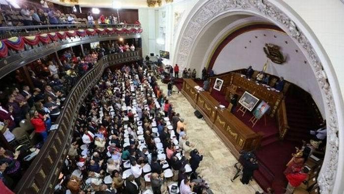 Rechaza la ANC de Venezuela la injerencia del Parlamento Europeo