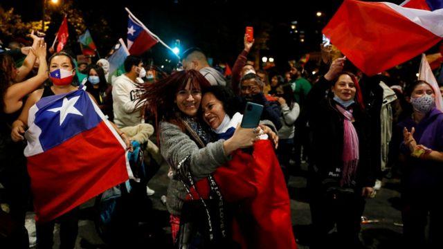 Gana en Chile el apruebo al cambio constitucional