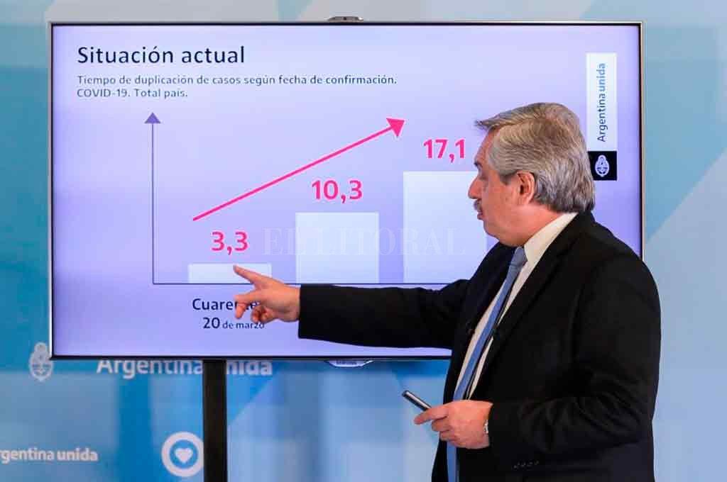 Extienden en Argentina la cuarentena por el aumento de casos de la COVID-19