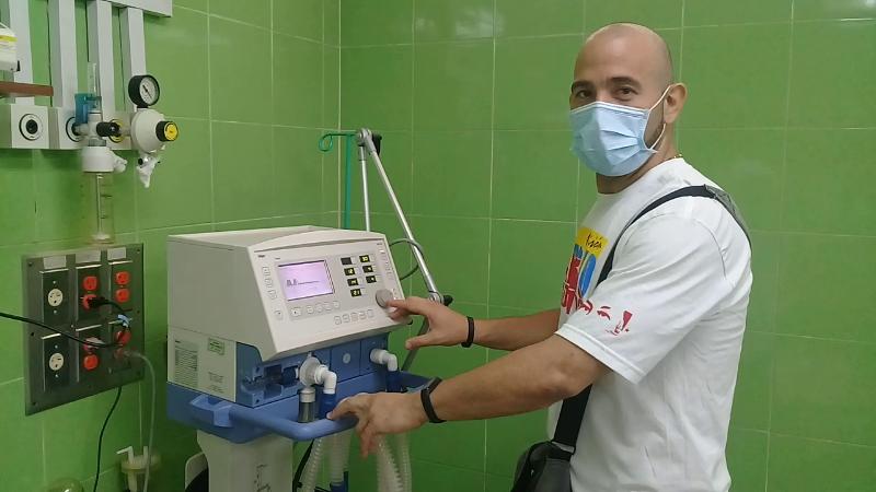 Fortalecen asistencia médica en Caracas