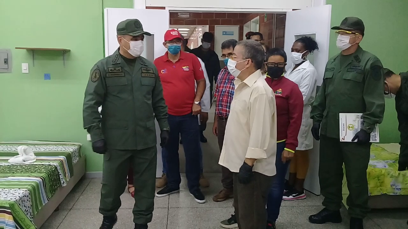 Fortalecen asistencia médica en Caracas (+Audio y Video)