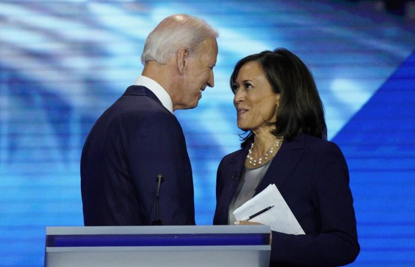 Elige Biden a la senadora Harris como su compañera de fórmula para las próximas elecciones