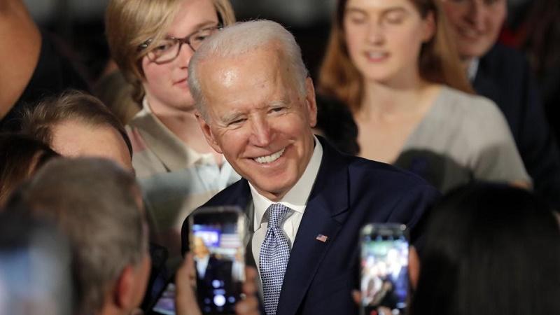 Alcanza prácticamente Joe Biden la nominación presidencial demócrata