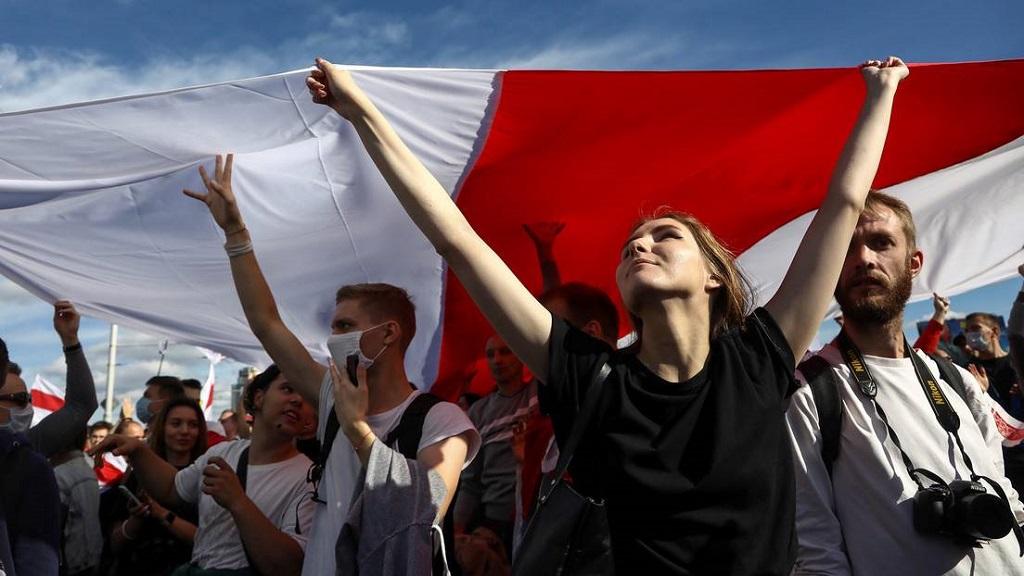Denuncian papel de Estados Unidos en intento de golpe anticonstitucional en Bielorrusia
