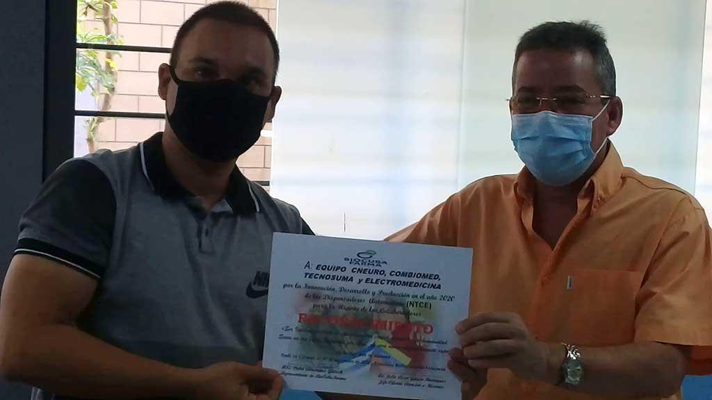 BioCubaFarma pondera el internacionalismo en Venezuela