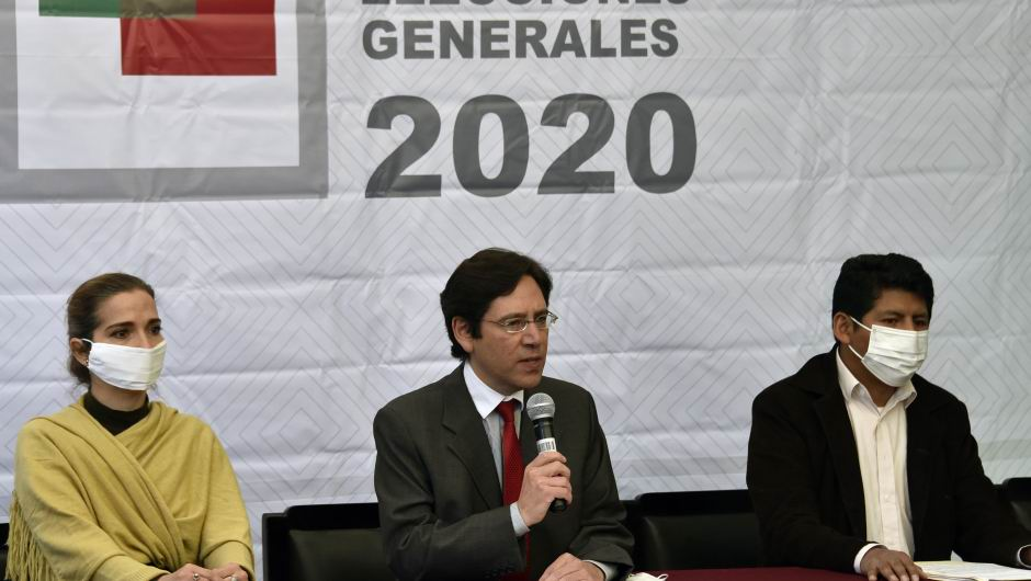 De las elecciones en Bolivia