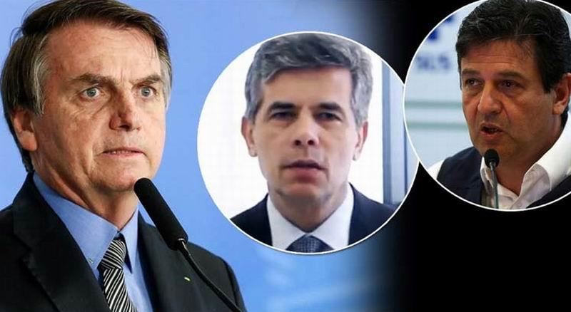 Califican de irresponsable la destitución por Jair Bolsonaro del Ministro de Salud