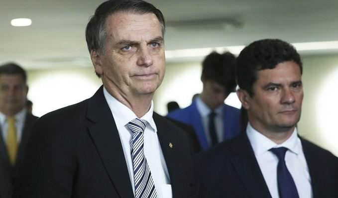 Testifica ex ministro de justicia de Brasil ante la Policía Federal contra Jair Bolsonaro