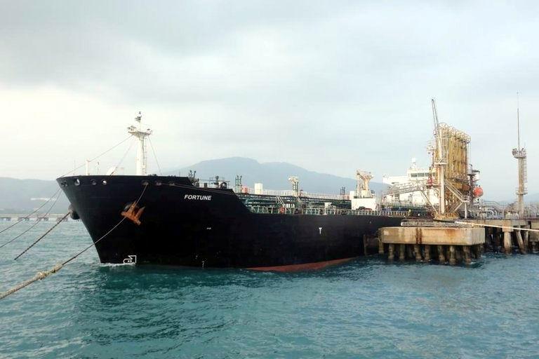 Estados Unidos vendió más de 1 millón de barriles de petróleo quitados a Venezuela