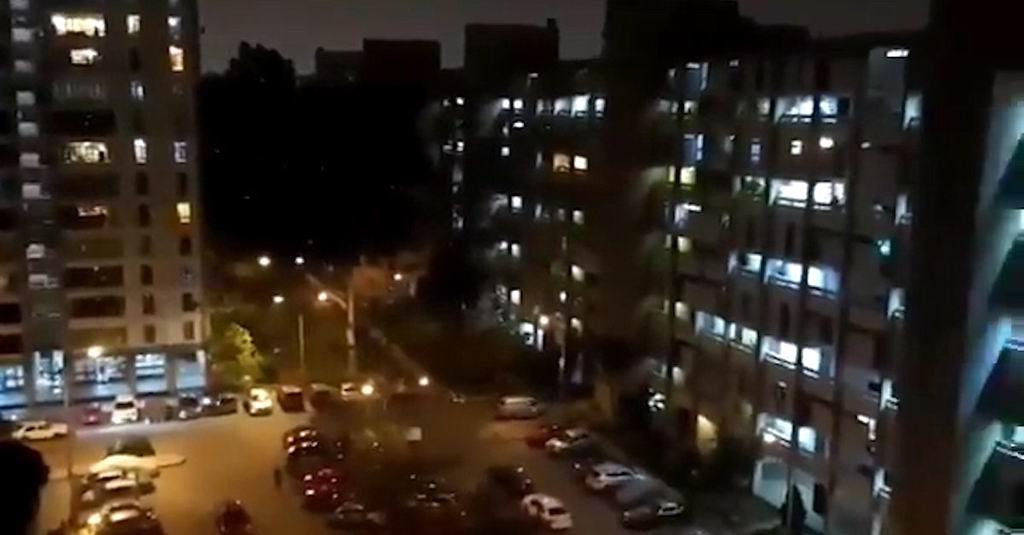 Este fin de semana se produjeron cacerolazos en algunos barrios de Lima para protestar contra el juicio político