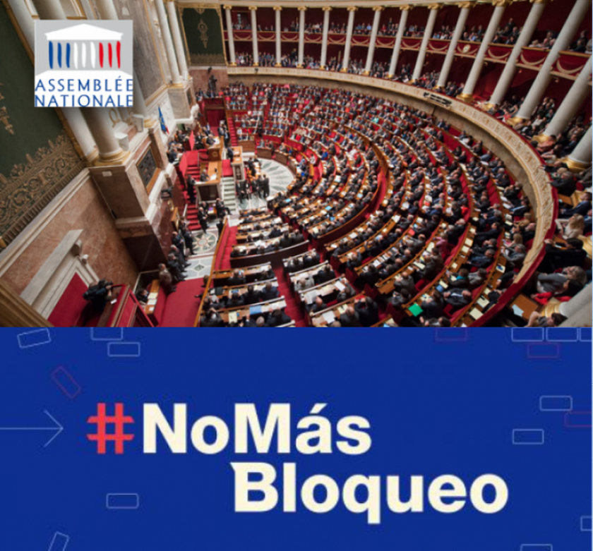 France-Cuba Friendship Group sends letter to speaker of the US House of Representatives