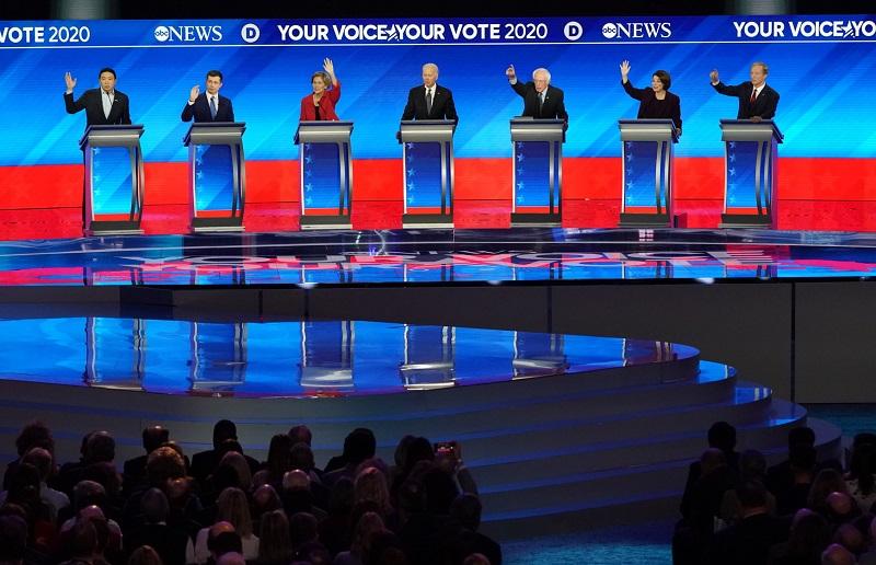 Continúa campaña electoral en Estados Unidos con primarias en Nueva Hampshire