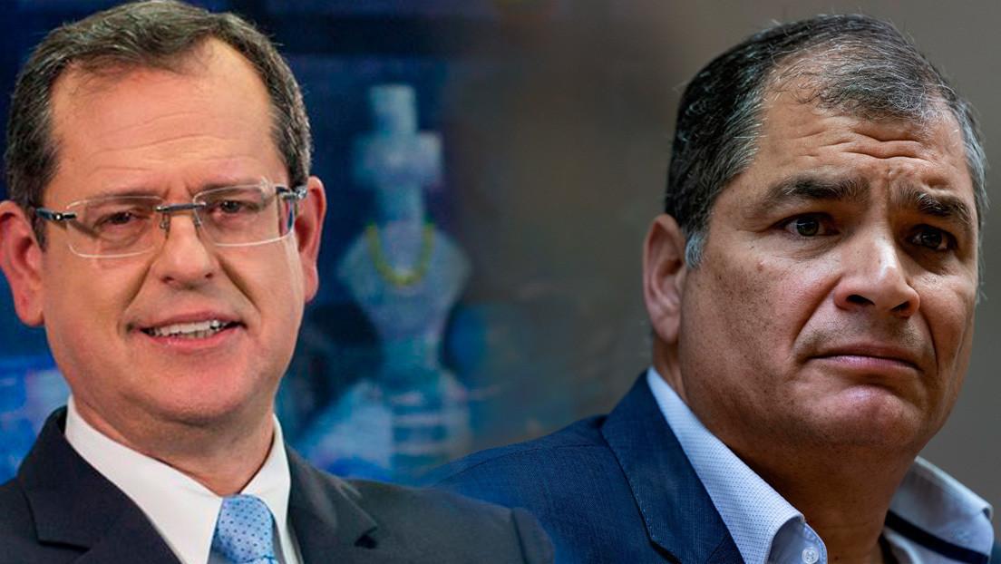 Confirman a nuevo candidato a la vicepresidencia de Ecuador en sustitución de Correa