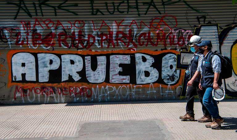 Plebiscito en Chile, vía a una nueva Constitución