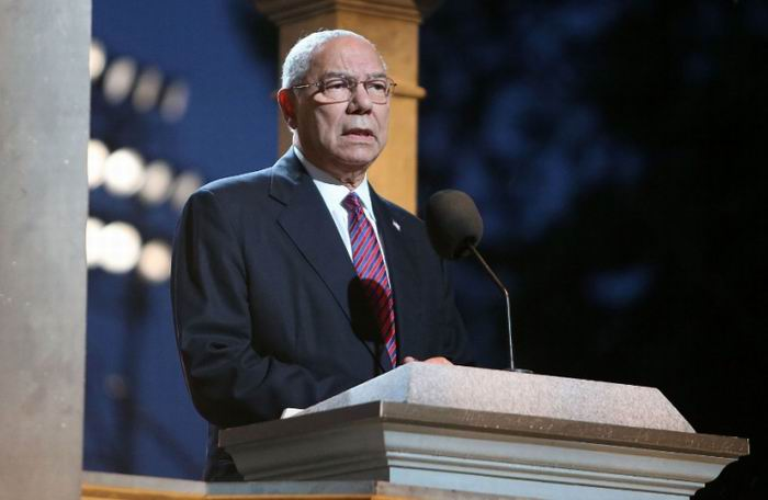 Colin Powell le dice no a Trump