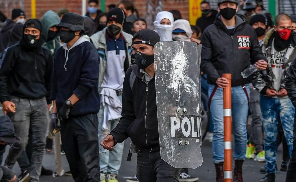 Al menos 5 muertos en protestas en Colombia
