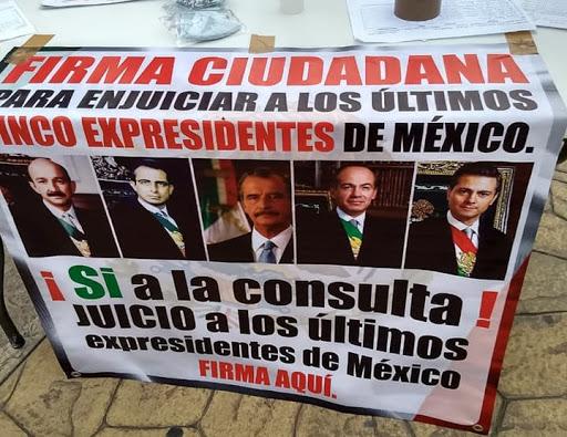 Día decisivo hoy en México para avance o no de consulta popular