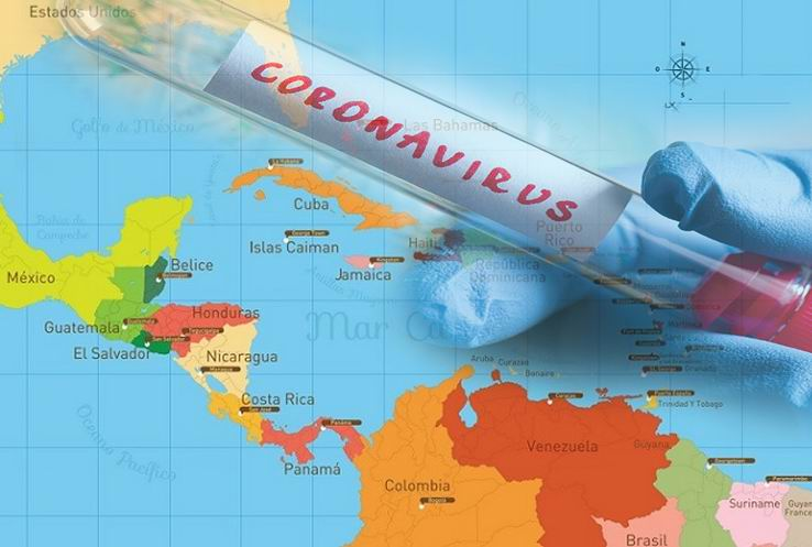 OMS notifica 3.324 nuevos decesos por la Covid-19 en América