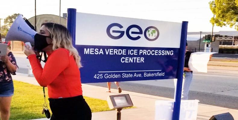 E-mails show officials blocked coronavirus testing at Mesa Verde ICE jail