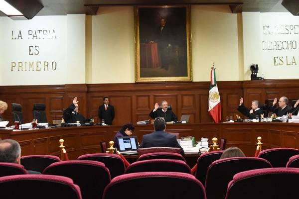 Suprema Corte de México avala consulta popular