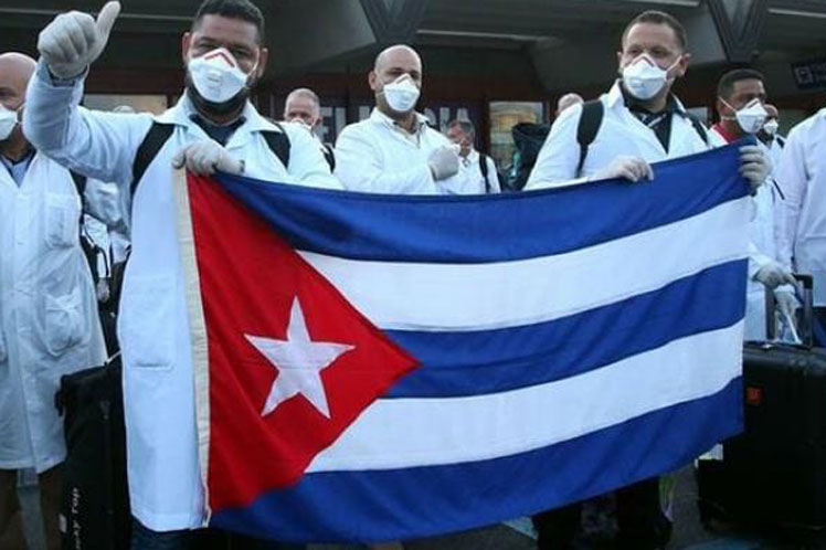 Destacan en Brasil el combate de Cuba contra la COVID-19