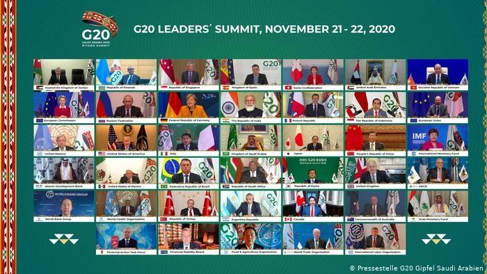 De la Cumbre del G-20