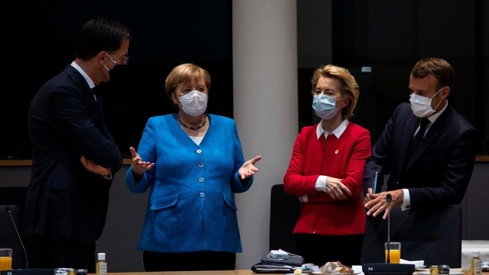 Intenta la UE acordar plan de rescate ante los estragos económicos de la pandemia