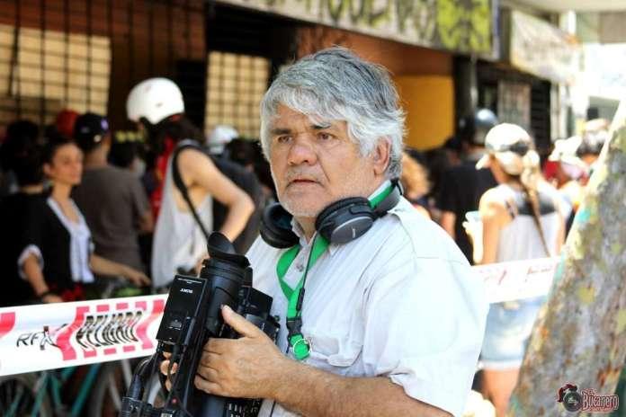Liberan a camarógrafo de Prensa Latina tras ser detenido en Chile