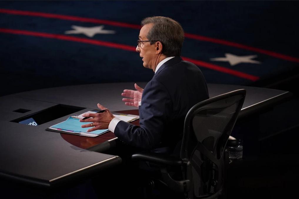 Del primer debate entre Trump y Biden