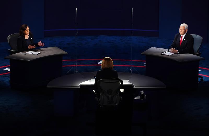 Del debate vicepresidencial en Estados Unidos