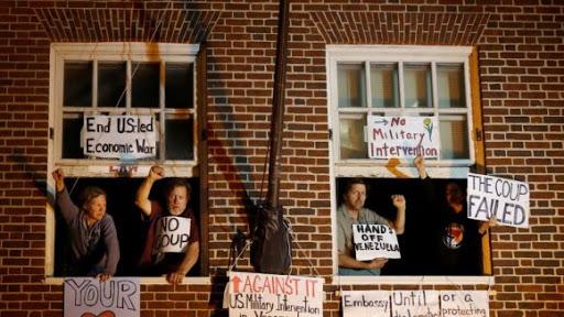 Declaran nulo el juicio a los defensores de la embajada de Venezuela en Estados Unidos