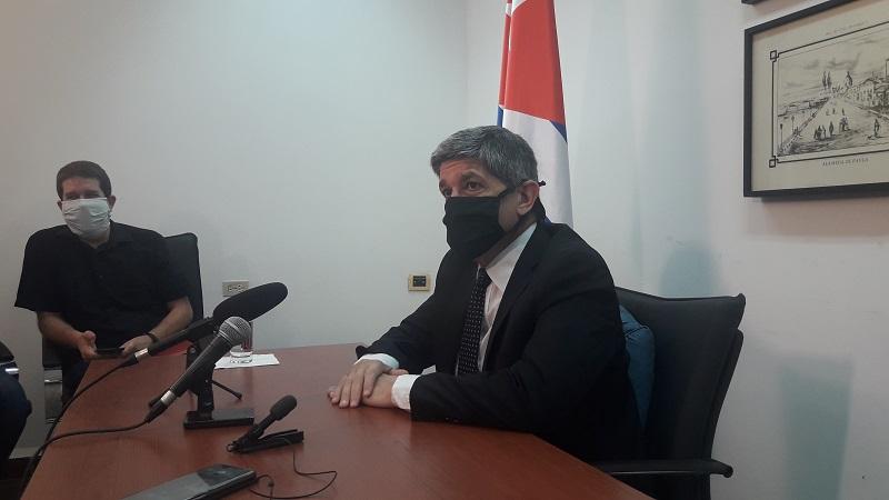 🎧 Denuncia diplomacia cubana recrudecimiento de la política de los Estados Unidos hacia Cuba
