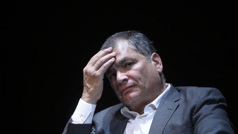Tribunal ecuatoriano ordena la detención del expresidente Rafael Correa