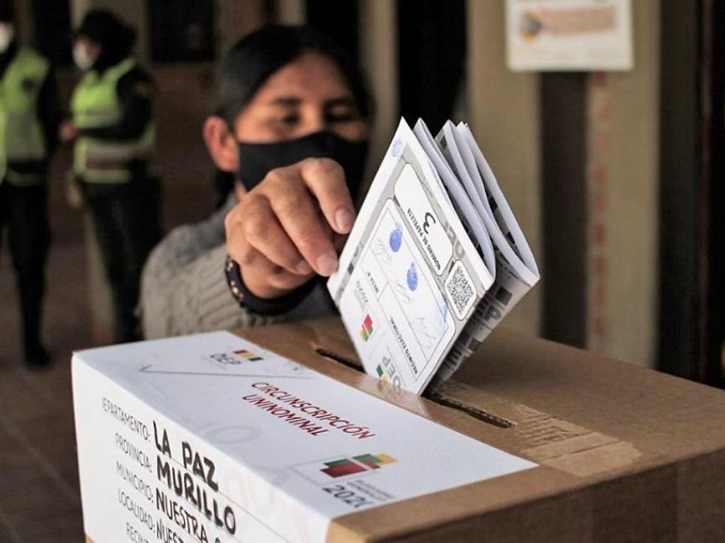 Van mañana los bolivianos a las urnas, en cruciales elecciones