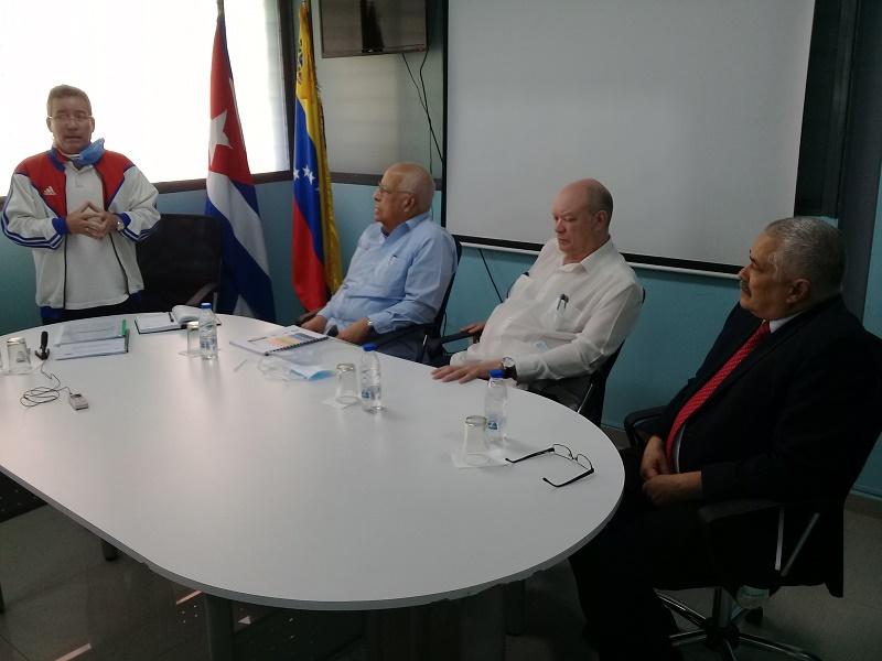 Cuba y Venezuela: bastión de la hermandad