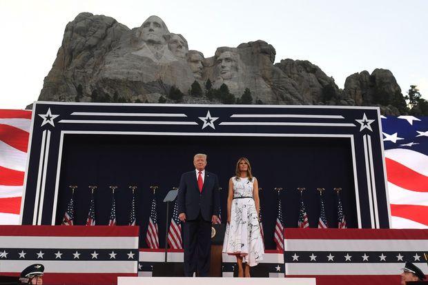 Festeja Estados Unidos el día de su Independencia, amenazado por la epidemia del nuevo coronavirus