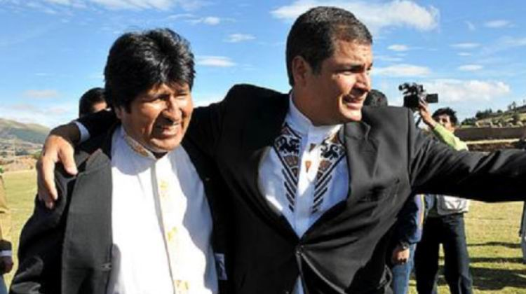 Evo Morales and Rafael Correa disqualified from participating in elections
