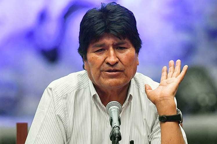 Lamenta Evo Morales ausencia de Bolivia en reunión de la CELAC