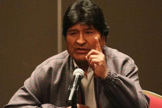 Aboga Evo Morales por una misión electoral que haga respetar el voto en Bolvia