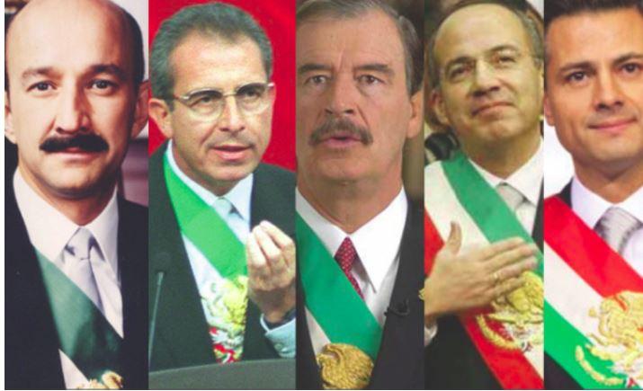 La consulta se llevaría a cabo en 2021, y busca definir si los cinco últimos presidentes del período de 1988 a 2012, y que habrían cometido actos de corrupción y otros delitos, pueden ser investigados y juzgados. Los ex presidentes son Carlos Salinas de Gortari, Ernesto Zedillo, Vicente Fox, Felipe Calderón y Enrique Peña Nieto.