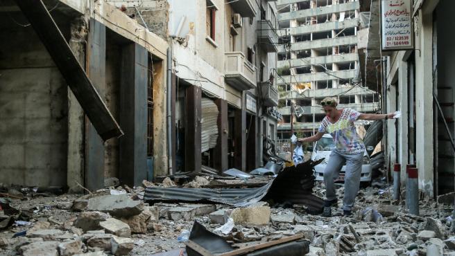 Brutal explosión causa decenas de muertos y miles de heridos en Beirut