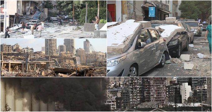 Día de luto en el Líbano (+Video)
