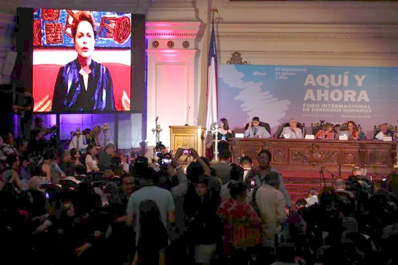 Foro Latinoamericano de Derechos Humanos en Chile