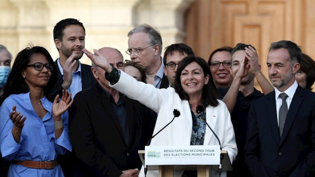Resurgen las fuerzas progresistas en Francia, tras comicios municipales