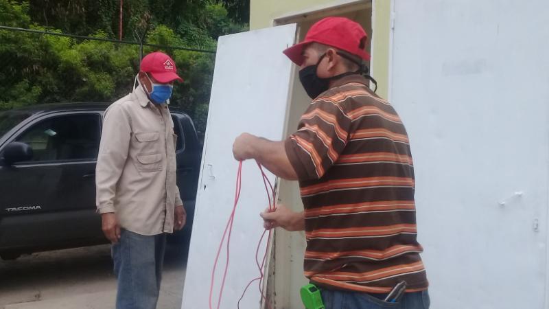 Acondicionan nuevas áreas de hospitalización en Caracas (+Audio)